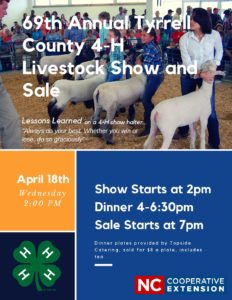 Cover photo for Livestock Show Information