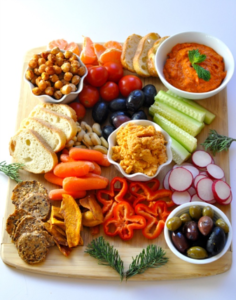 Cover photo for Effortless Appetizers | November 30, 2018