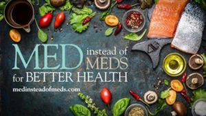Cover photo for Med Instead of Meds for Better Health
