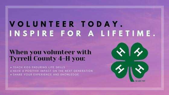 Volunteer flyer image