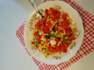 Cover photo for Summer Corn Salad