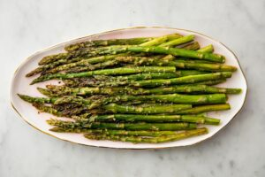 Cover photo for Spring Into --- Asparagus!