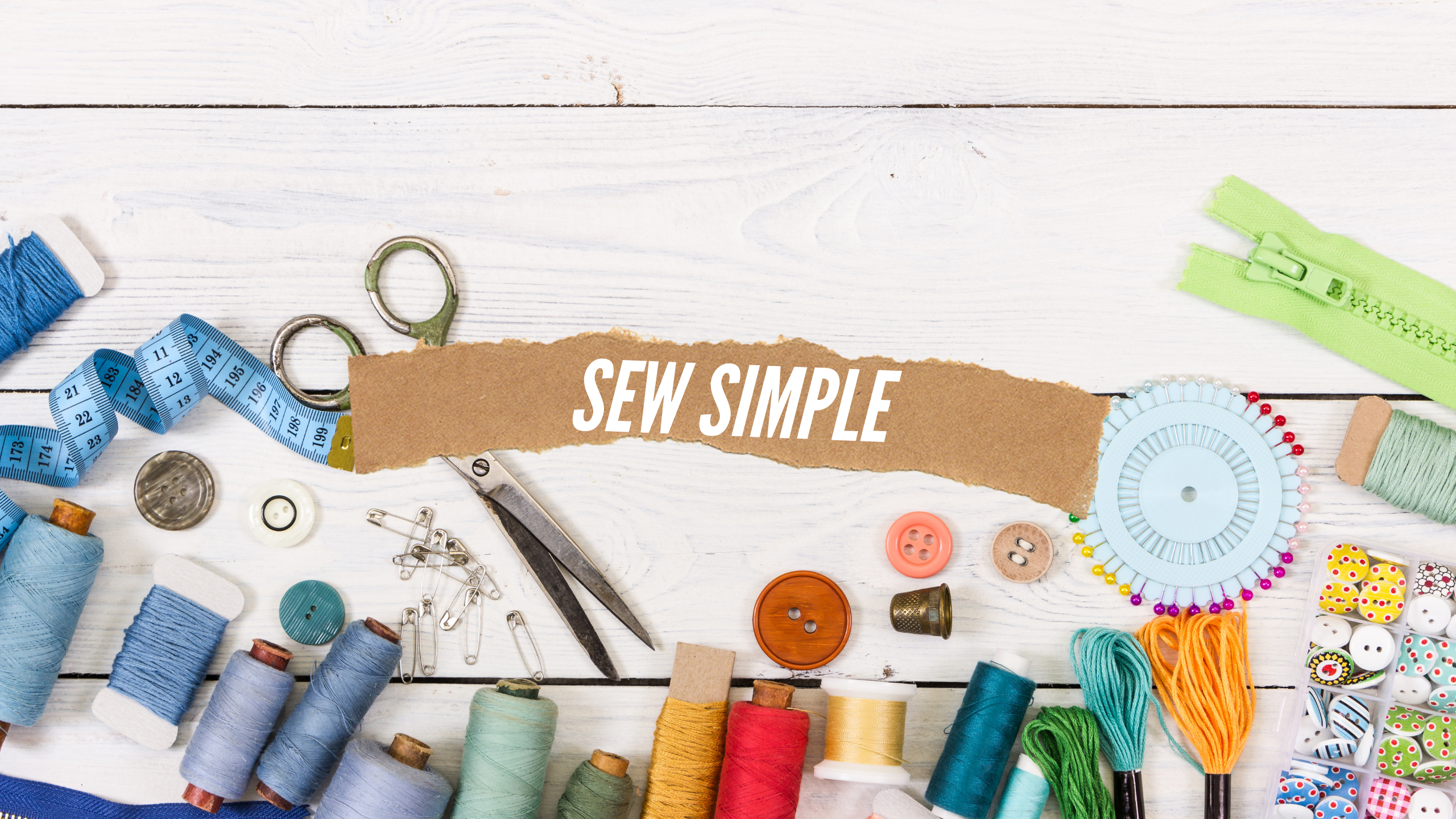 Sew Simple flyer image