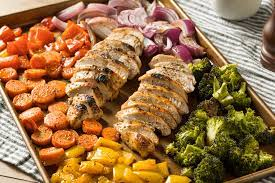 Cover photo for Sheet Pan Meals - Virtually